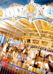 The Storybook Ball promises to be a magical night full of storybook characters, carousel rides, theater shows, carriage rides, hot air balloon rides, and much more!
