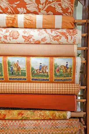 Wayne's Aubusson Home is hosting a fabric blowout barn sale on Saturday, June 4th at Buttonwood Farm in Berwyn.