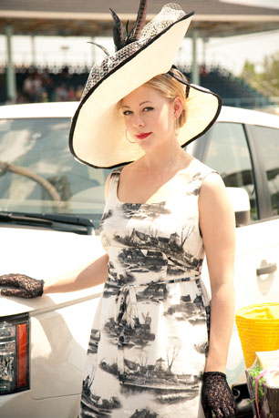 Magnificent millinery and fabulous fashion abound at one of Devon's most popular traditions-the Devon Hat Contest!