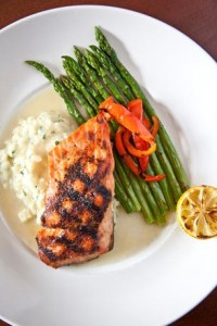 Seasons 52 changes the menu four times a year with weekly fresh features to truly capture the flavors of the season. Nothing on the menu is more than 475 calories.