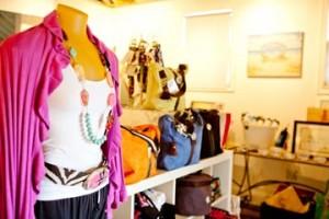 Dozens of shops are participating in Dressage at Devon-including Wayne's popular Blue Horse Boutique!
