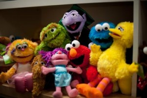Familiar faces at Lucky Duck Toys