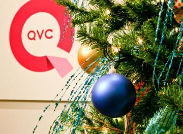 "AML was incredibly privileged and honored to partner with our new friends at QVC to host an inaugural event ""AroundMainLine.com's Holiday Shopping Night at Studio Park"" on December 7th."