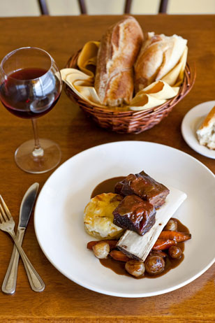French cuisine at its finest on the Main Line…A la Maison Bistro