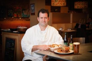 Executive chef and owner Chris Todd prides his restaurant on serving customers with food allergies and intolerances.