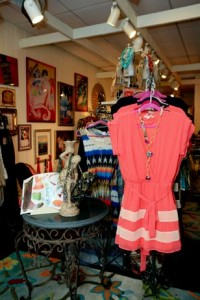 Fiore, on Lancaster Avenue in downtown Wayne, brings a European flair to women of the Main Line. Fiore has a well thought out and very fun collection of clothing, jewelry and handbags.
