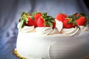 Brendenbeck's Strawberry Shortcake