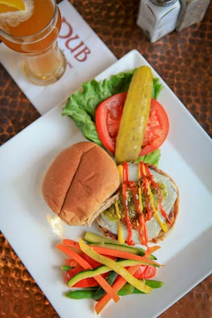 Place an order of $20 or more at The Pub at Wegmans in Collegeville or Malvern and your table will be treated to a complimentary veggie burger!  (Kindly Note: Limit one per table and cannot be combined with any other promotion.)