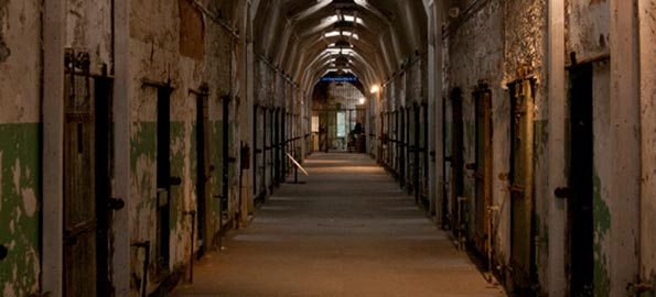 Eastern State Penitentiary's Terror Behind the Walls 2012