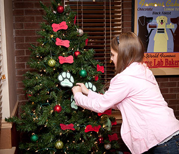 Animal lovers mark your calendars as this popular holiday fundraiser for shelter animals returns to Redhound Grille!