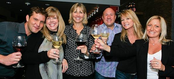 AroundMainLine.com's Holiday Party at o-toro