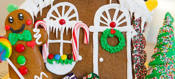 Gingerbread House Decorating Classes around the Main Line