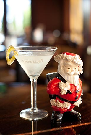 "On Friday, December 21st  from 6pm to 11pm Sullivan's King of Prussia is celebrating the holidays in high style!  Nibble on half-0ff bar bites and sip on featured cocktails like the Naughty: ""Other Mrs. Claus"" or the Nice: ""Santa's Little Helper"" plus select signature cocktails and select wines-all for only $6."