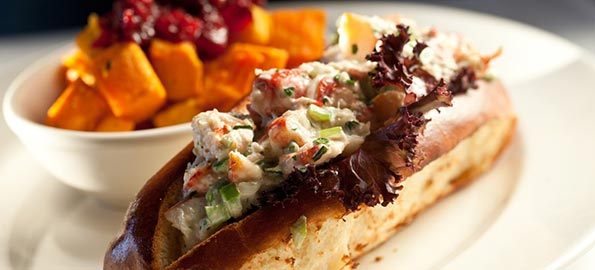 Buzz: The Capital Grille's Winter Small Plates $18 Lunch Menu