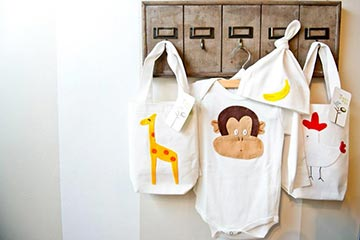 """""""Hatch is truly a mecca for modern moms-bringing fun gifting, gear, and clothing to Ambler,"""" enthuses Bollard."""