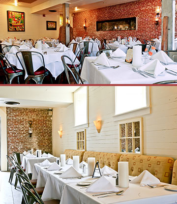 The Gables, always a terrific, traditional backdrop to any special family occasion, will be offering Easter brunch from 10:30-2:30pm.