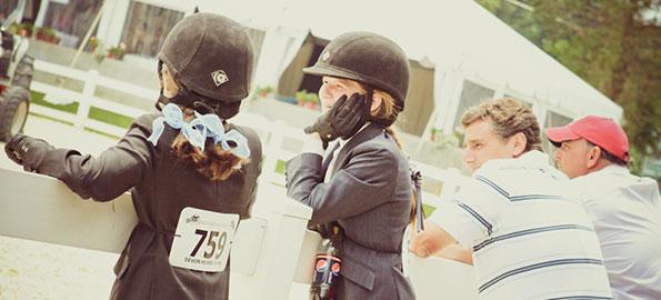 The 117th Devon Horse Show