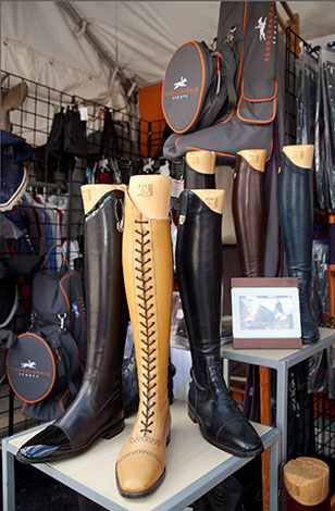 Malvern Saddlery is one of the terrific local businesses exhibiting at the third annual Brandywine Valley Summer Series held on the Devon Horse Show grounds. The event is free to attend. Photo courtesy of CG Lawrence Photography.