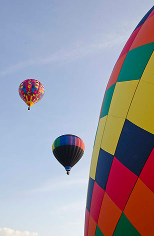 The 7th Annual Chester County Hot Air Balloon Festival