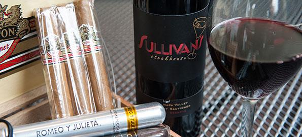 Sullivan's Steakhouse's 'Cigars Under the Stars.'