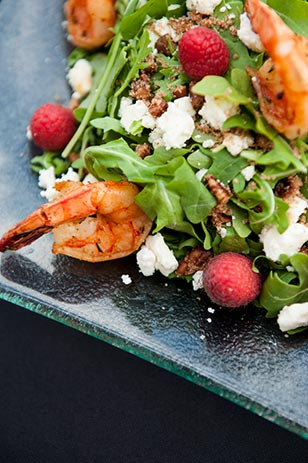 The Crowne Plaza's popular Stirling's Restaurant is a new participant of Main Line Restaurant Week this season offering both discounted lunch and dinner prix fixe menus. Photo courtesy of Jennifer Baumann Photography.