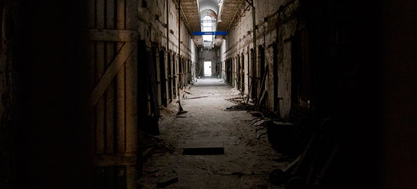 Buzz: Eastern State Penitentiary's Terror Behind the Walls 2013