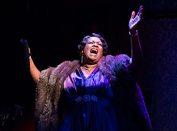 The Devil's Music: The Life and Blues of Bessie Smith previews on Wednesday, October 16th and Thursday, October 17th at 7:30 pm and Friday, October 18th at 8pm. The play opens on Saturday, October 19th and runs through Sunday, November 24th.