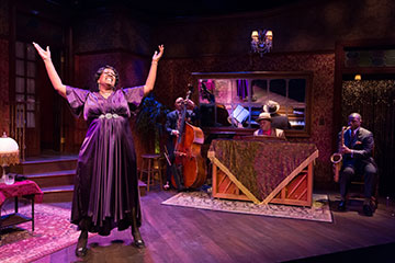 The vibrant play is set in a Memphis buffet flat – a private after-hours establishment full of music, spirits, and revelry!