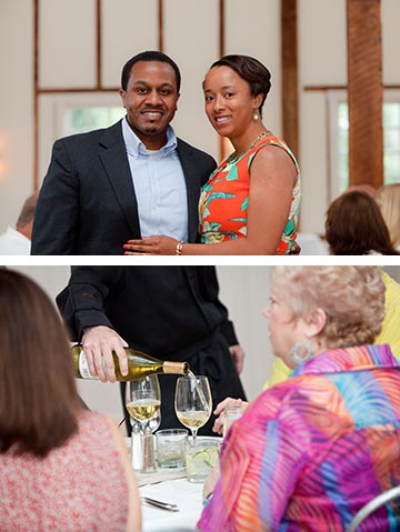 Be the lucky couple to wine and dine this Thursday night our treat at The Gables at Chadds Ford's fall wine dinner with Penns Woods Winery!