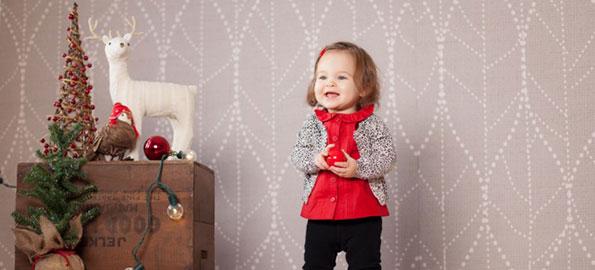 ME Photo and Design's Holiday Studio Portraits