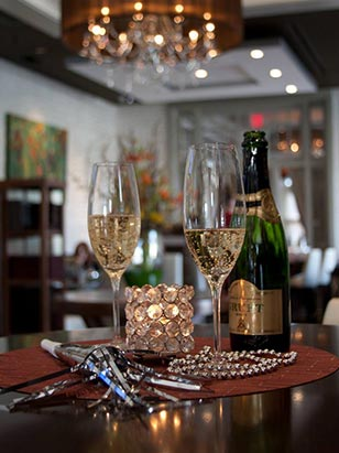 The Wayne Hotel's popular Paramour restaurant invites you to usher in 2014 with a special five-course prix fixe celebratory dinner. Photo courtesy of Paramour Restaurant.
