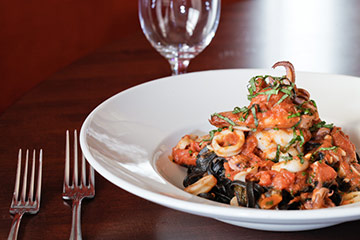 Viviano, Valley Forge Casino Resort's premier Italian restaurant, will host a four-course New Year's Eve dinner with a midnight champagne toast.
