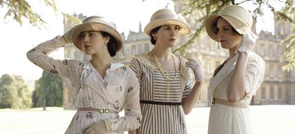 Buzz: Downton Abbey Exhibition Opens at Winterthur