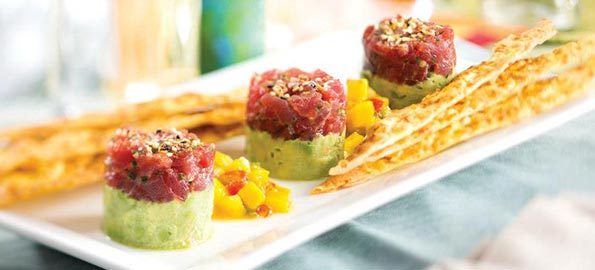 Giveaway: Win a Seasons 52 Gift Certificate and Wine Glasses