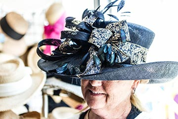 Catching up With Devon's 'Hats by Katie!'