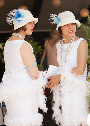 Registration for the Hat Contest begins at 9:30AM. The contest will be held from 10:30 – 11:30. Categories this year include: Best of Devon; Most Fascinating; Best Hat to Toe; Best in Show. The beloved Carson Kressley will be returning to judge the contest this year!