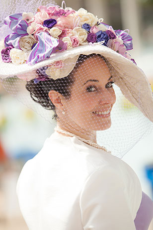 The Devon Horse Show and Country Fair's highly anticipated 'Ladies Day' will take place this year on Wednesday, May 28th. The theme this year is 'Ribbons and Pearls' and will be an elegant take on tailgating.
