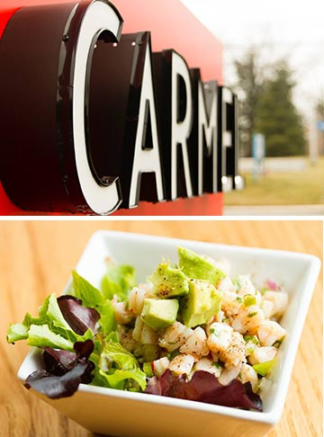 Carmel Kitchen & Wine Bar will be opening its second PA locale in Warrington this summer.