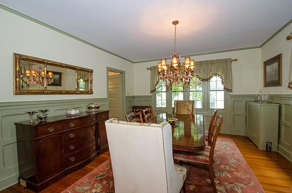 205 Midland Way, Wayne PA - Dining Room