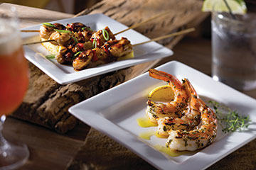 King of Prussia's Seasons 52 is inviting guests to enjoy an all new chef-inspired $5 small plates special Monday to Friday from 4:00 PM to 6:30 PM.