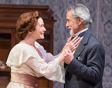 "Emily Mann's acclaimed adaptation of Chekhov's masterwork is directed by Abigail Adams. ""This is the kind of writing that interests me most. The mix of detail on the surface and a powerful feeling underneath…Chekhov's characters rarely speak what needs to be spoken or hear what needs to be heard,"" enthused Adams."