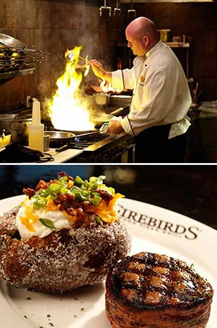 One of America's most successful restaurant chains, Firebirds, joins Main Line Restaurant Week with their Collegeville and Chadds Ford locales.