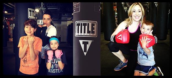 Buzz: Title Malvern's Kid's Summer Boxing Clinic