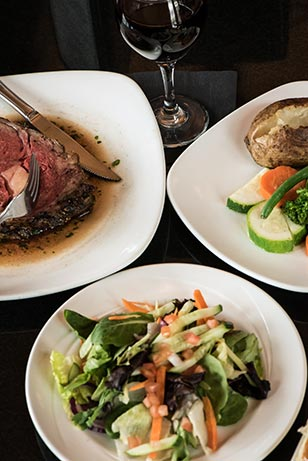 Montgomery County's Chadwick's Restaurant & Bar offers a Prime Rib, 3-course dinner every Sunday for $14.95 in Audubon, Pennsylvania.