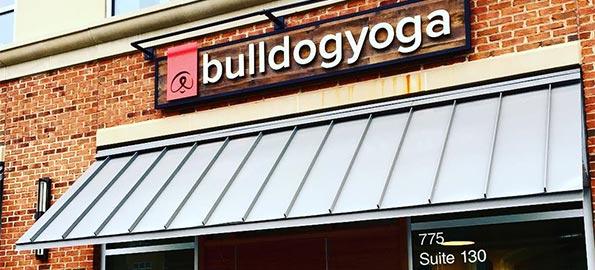 Giveaway: Win a 5 Class Pass to the New bulldog yoga in Villanova