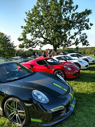 The Radnor Hunt Concours d'Elegance is a nationally recognized event that attracts the finest and most distinctive automobiles and motorcycles.