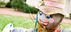 Peddler's Village 32nd Annual Scarecrow Competition