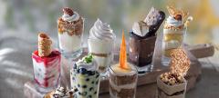 Seasons 52's New Mini Indulgences Desserts